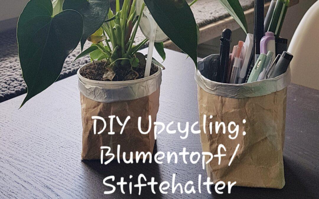 DIY Upcycling: Behälter aus Tetra-Packs