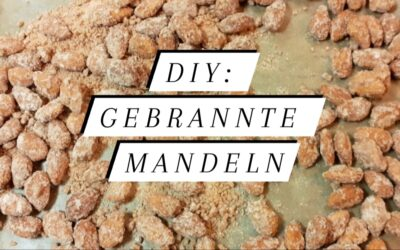 DIY: gebrannte Mandeln