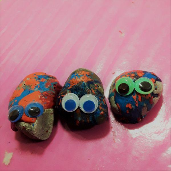 DIY: viele kleine Monster…!